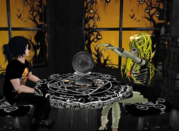 @magus-glenn-raydars We had a nice time doing some Halloweenish stuff! damianaxglennimvu3