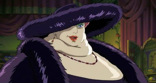 *Days before her meeting with LuzHela and Lilith, Hammy had a meeting with Father Pucci regarding so