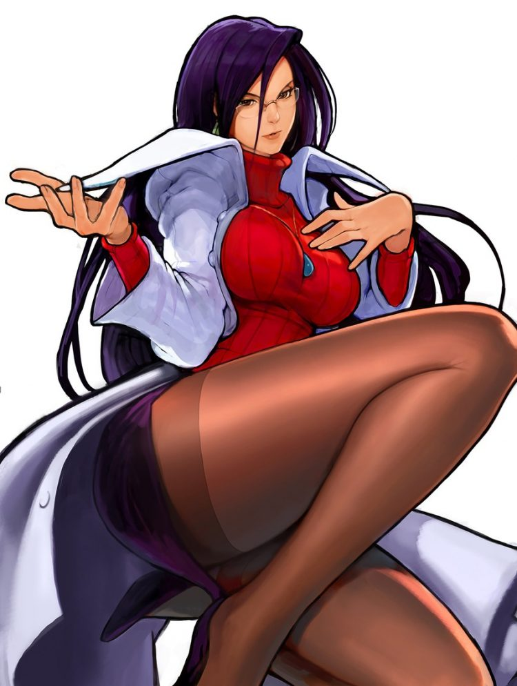 *Doctor Yukii can't help but surprising the staff, on her day off, with an unexpected visit.*