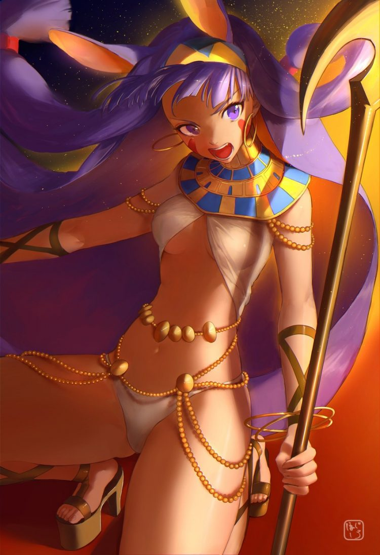 __nitocris_fate_and_1_more_drawn_by_hoojiro__sample-84a57d07f3590d0c42e78555ce5250ee