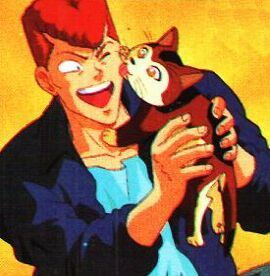 *He goes to Sweet Pets Adoption Shelter and adopts a kitty.* Oh wow! Hehe she's cute! I'