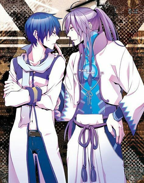 *Natsuru-Kaito and Soji stop into the bakery and continued to argue as they walked inside. It seemed