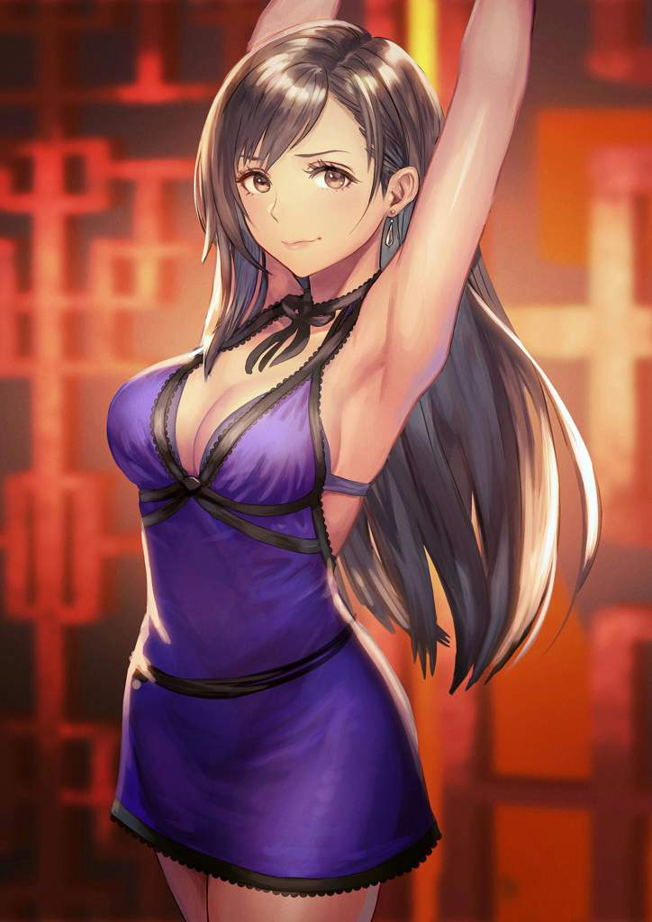 *Checking on things at the snack house, she notices that everyone is enjoying themselves and makes s