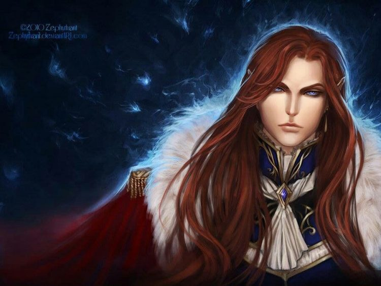 *Drops by to check on the new vampire dropped off at the Sanguinarium Society. After obtaining all t