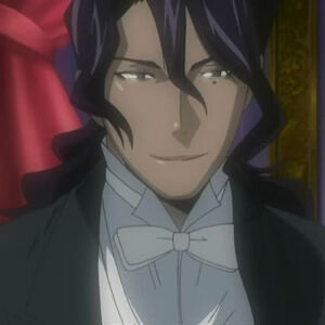 *He was glad to see everyone enjoying themselves during the holidays. He made sure ot have some drin