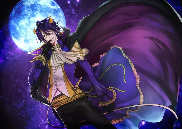 *After spending time at GothisSugar, Orion arrives at the nightclub to enjoy an epic birthday celebr