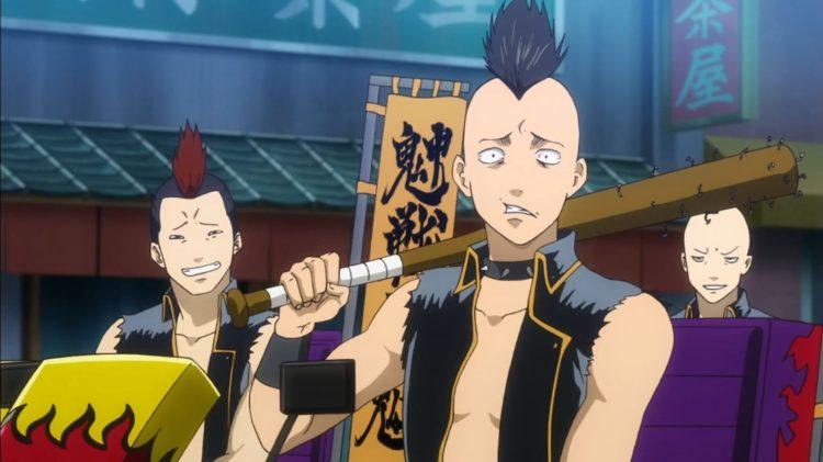 *Protecting Kabukichou turf.* PHyJLJx