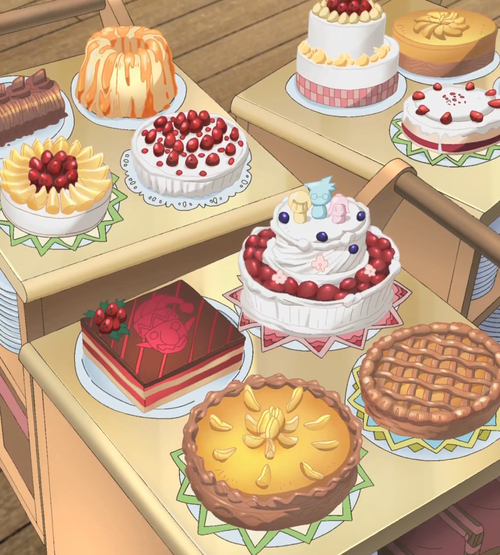 *Rintoki was slaving away in the kitchen. And with good reason. He wanted to make it a special birth