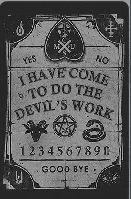 devilswork