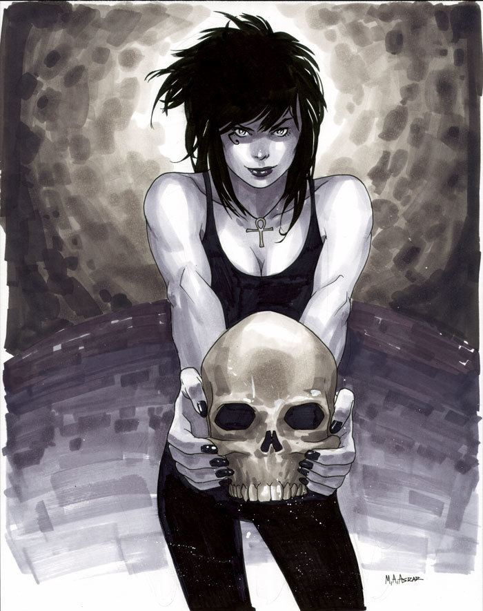 *Guri was glad that she had a chance to watch the beautiful and sinful Lilith modeling before she he