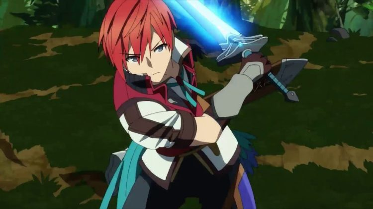 *It had been a time that passed and the young Adol had grown up into a teenager that was adamant on