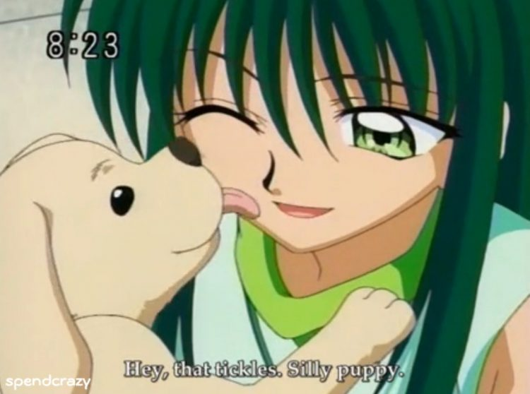 *Visiting the adoption shelter was always something Yumiko wanted to do so since she did not have an