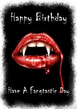 @promiscuous @sultrysuccubussugarfiend @snipersugarspirit Vampiric Birthday Wishes to you three love