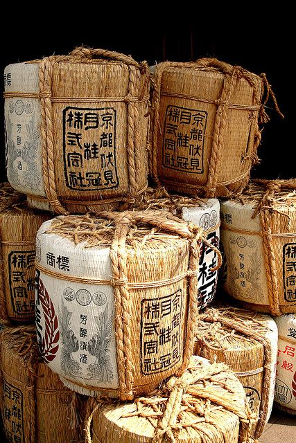 @promiscuous @snipersugarspirit @sultrysuccubussugarfiend *The elders bring out the barrels of sake