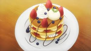 *Her first stop was obviously her favorite bakery and enjoys a hearty breakfast before heading to wo