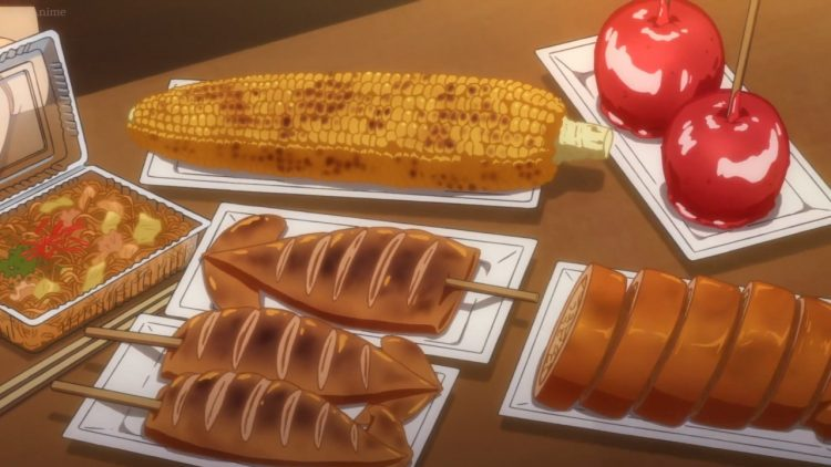 Mmm oiishi! Look what else we have here!bbq-squid-corn-candied-apples-cropped-free-09