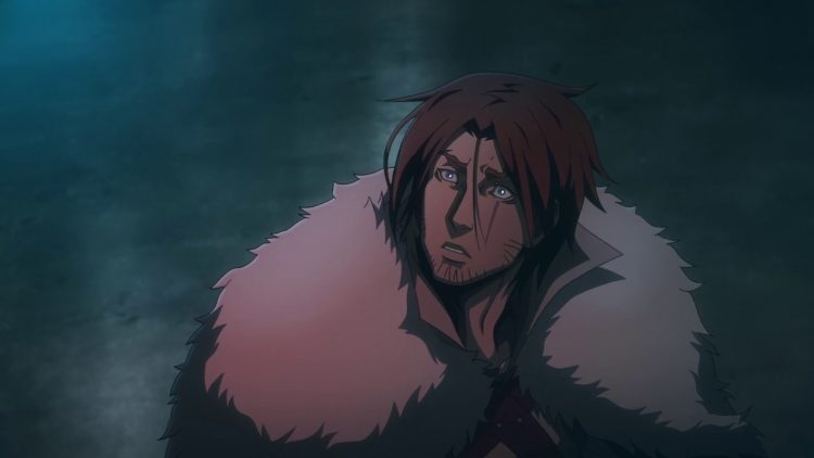 Trevor: *He notices when Alucard walks into the club.* Well damn! He actually decided to show up! ma