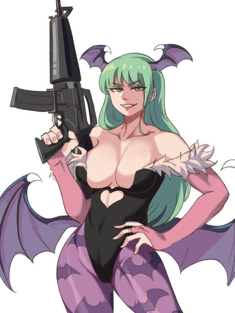 @sultrysuccubussugarfiend __morrigan_aensland_vampire_drawn_by_tina_fate__sample-13e6daeea35b8eae77c