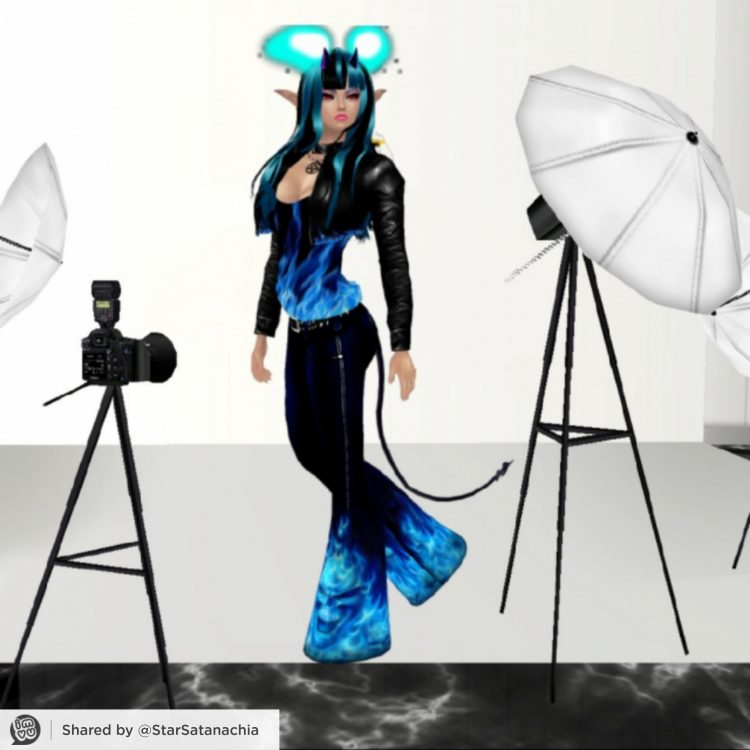 *After her first outdoor session, she returned to get some photos at the studio.* 1622758017939