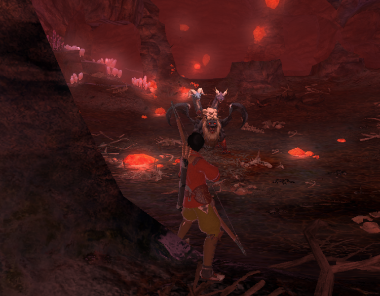 *he know there is treasure in this area but* haha no way.. i choose life ffxiv_06122021_211054_958