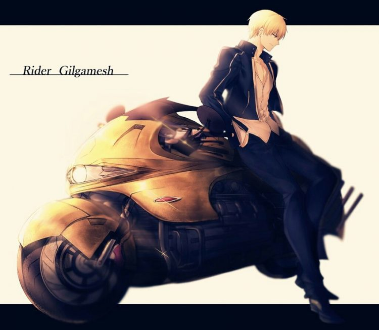 *Joins in, especially to clear his mind.* __gilgamesh_fate_and_1_more_drawn_by_yuririensu__sample-91