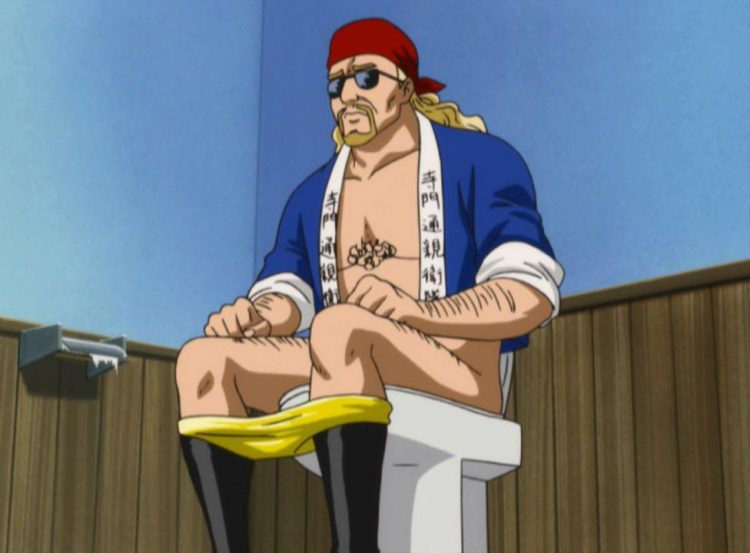 *Finally finds a moment to use the bathroom after scheduling meetings for various clients. He goes t