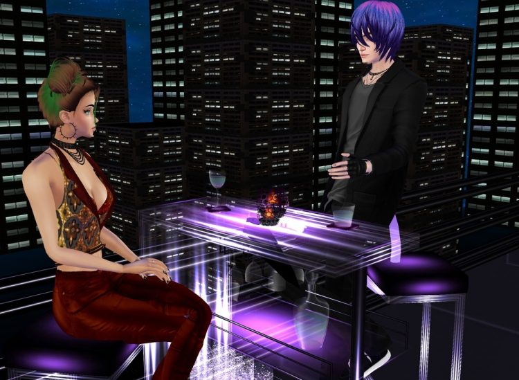 *After their photo shoot, they head to the nightclub for some dancing and fun* Let's dance! @black