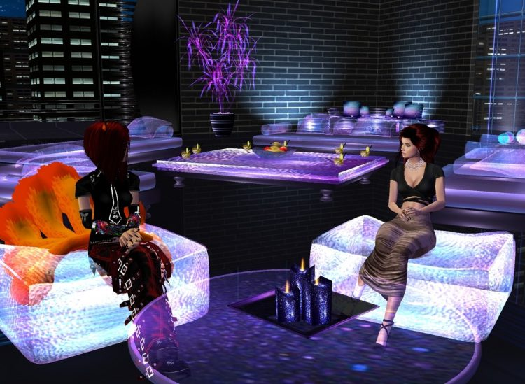 *Jean meets with Kandace at the lounge* Ready for your photo shoot? Let's go! *smiles* @kandace 9D