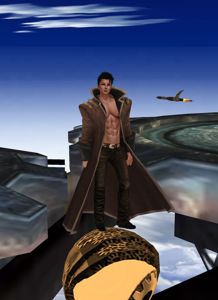 *Later he finds himself at Space Station Avalon.*isaoavalonimvu
