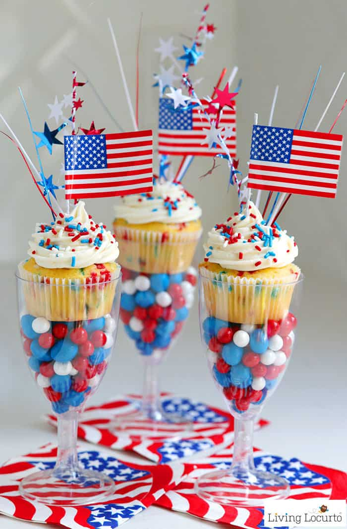 *She brings out the Fourth of July pastries many had been waiting for. Others were boxed and quickly