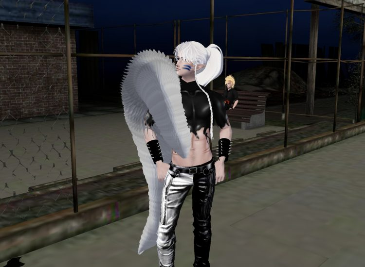 *Not sure why they all wanted to visit this area.* @hellcommander sesshyandyoichiimvu