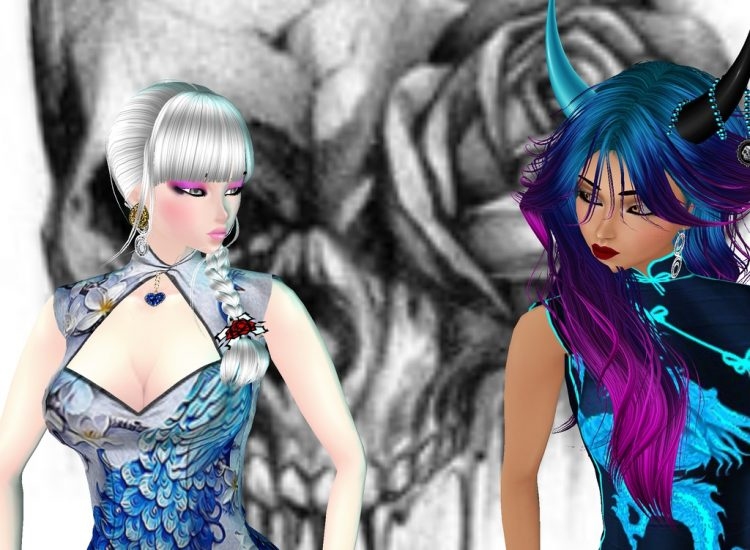 *Catwalk….catfight….Tessa and Kaname playfully giving each other snarky remarks about th