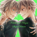 Profile picture of Kinzou & Keiichi (WhisperedAlchemistSugarDemons)