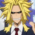Profile picture of Yagi Toshinori *All Might* (PlusUltraGalactoseBestiarusz)