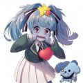 Profile picture of Allegra Lily Hoshikawa (Zombie Girl)