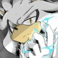 Profile picture of Silver the Hedgehog (Sølv)