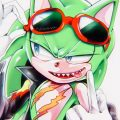 Profile picture of Scourge the Hedgehog (Sangeki)