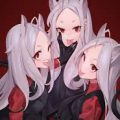 Profile picture of Lucy + Sabrina + Uzzah (Daughters of Cerberus)