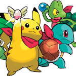 Group logo of Pokémon mystery universe